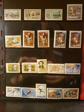 Soviet Union Russia USSR 1962 Lot of 171 Stamps - MNH - see list for Scott #'s