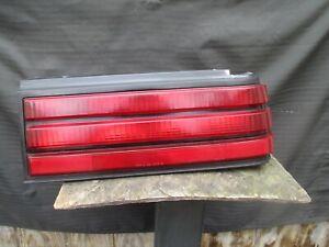 87 88 89 90 Pontiac 6000 right side tail light 87-90 RH