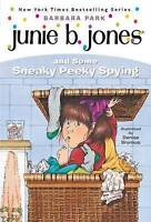 Junie B. Jones and Some Sneaky Peeky Spying, Barbara Park, Very Good Book