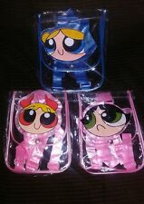 POWERPUFF GIRLS BLOSOOM ,BUTTERCUP, BUBBLES PARTY BACKPACK MINI INFLATATE FACE.