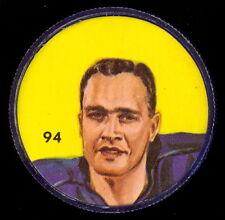 1963 CFL NALLEY'S FOOTBALL SP COIN #94 Roger Savoie EX-NM Winnipeg Blue Bombers