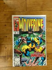 Marvel  Wolverine #69 Into The Savageland! 1993