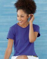 25 Gildan Ladies Heavy Cotton T-Shirt 5000L Bulk Lot ok to mix S-XL & Colors