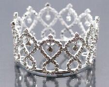 Mini Boy Crown for Newborn - Baby Photo Prop Infinity Drop Crown Round #5012