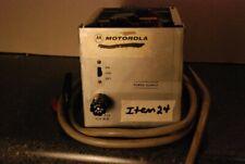 Motorola Ham Radio Power Supply Item #24