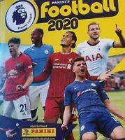 PANINI FOOTBALL 2020 PREMIER LEAGUE STICKER COLLECTION NUMBERS 405 - 636