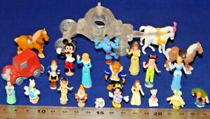 POLLY POCKET FIGURES DISNEY - Please Choose from the List:-