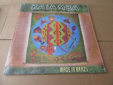 KAIAMBA MADE IN BRAZIL PSYCH PROG ROCK NEW MUSIC GREEN TREE LP LIMITED