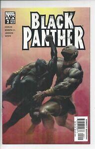 BLACK PANTHER # 2 VF (8.5) 2005 1st SHURI KEY ISSUE
