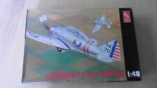 Hobby Craft 1/48 Seversky P-35 Fighter complete #HC1552