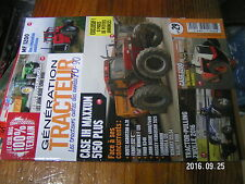 4µ?§ Revue Generation Tracteur années 70-90 John Deere 8000 MF 1200 Case IH 5150