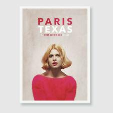 PARIS, TEXAS (Wim Wenders) - Film Art Print / Movie Poster - A4, A3, A2