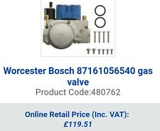 worcester bosch gas boilers