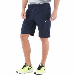 NIKE 637768 Mens Short Stretch Cotton Casual Gym Fleece Sports Relax Sleepwear