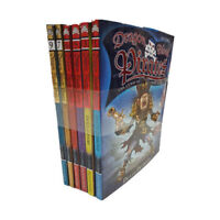 Dragon Blood Pirates Series 6 Books By Dan Jerris Collection Set Pack NEW BRAND