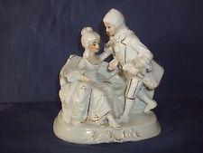 Porzellan Figur*Mann & Frau-Verliebtes Pärchen* Barock-Rokoko Stil  SHABBY CHIC