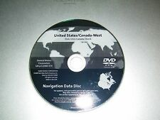 Chevy Chevrolet GM Navigation Disk CD Product # 20861474 6.00 west