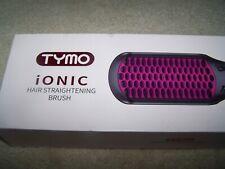 Tymo Ionic Hair Straightening Brush NEW & FREE SHIPPING