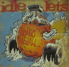 Idle Jets(CD Album)Atomic Fireball-Castle Music-WENCD206-UK-Very Good