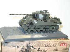 IXO ALTAYA 1:43, char M4 sherman  canon 76 mm     militaire ref: 88