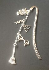 HARRY POTTER Inspired Bookmark.