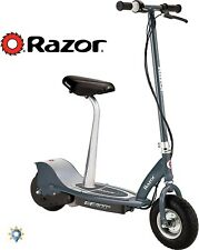 Razor Scooter Adult Electric Folding 24V With Seat Adjustable Luggage Rack New