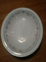 Royal Doulton England Bone China ANJELIQUE Oval Vegetable Bowl. Beauty 10 34""