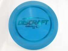 Oop Discraft Esp Crush Blue w/ Blue Stamp 171g -New