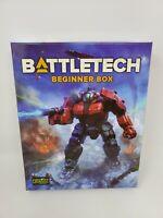 BATTLETECH:  Beginner Box Set - Catalyst Game Labs - Open Box