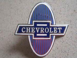 1929 1930  1931  Chevrolet Radiator  Surround Badge /  Emblem