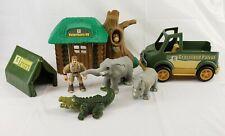 Animal Planet Grassland Patrol Playset Figure Toys