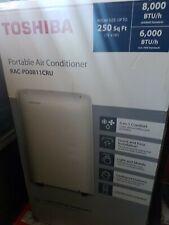 Portable Air Condition 8000 Btu 115 Volt Remote Control w/ Dehumidifier Ac Unit