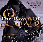 Power of Love Jennifer Rush, Bonnie Tyler, Don Johnson, Hooters, Toto, Me.. [CD]