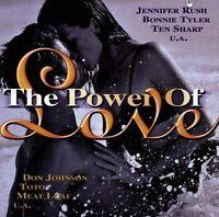 Power of Love Jennifer Rush, Bonnie Tyler, Don Johnson, Hooters, Toto, Me.. [CD]