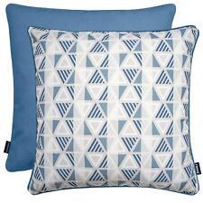 Rocco Equinox Navy 43 X 43cm Filled Cushion Roc4022 Single
