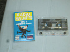 Radio Seventies - Automne-hiver 1971 (Cassette, Tape) WORKING GREAT TESTED