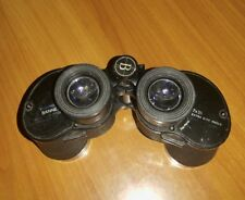 BUSHNELL BANNER 7x35 EXTRA WIDE ANGLE BINOCULARS, SOLD AS-IS FOR PARTS OR REPAIR