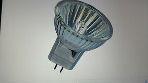 Osram Low Voltage 12v gu5.3 mr16 halogen 35w Lamps New Box Qty 10