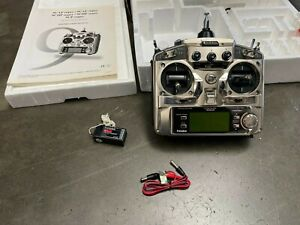 Futaba T9CHC PCM 1024 9-Channel FM Helicopter R/C Transmitter & Receiver