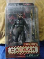 """NIP NECA Dawn of The Planet of The Apes, Caesar, 7"""" Scale Action Figure 2014"""