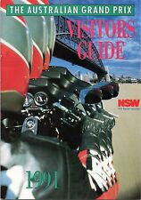 1991 AUSTRALIAN MOTRCYCLE GRAND PRIX-EASTERN CREEK