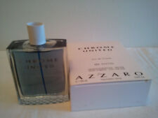 Chrome United Azzaro 100ml EDT Spray Men's Perfume Fragrance New