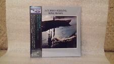 TONY BANKS A CURIOUS FEELING CD GENESIS NOWA FOLIA JAPAN RELEASE BLU-SPEC CD