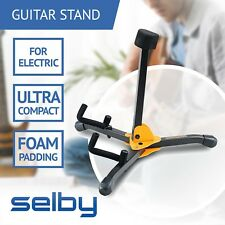 Hercules GS402BB Electric Guitar Stand Folding Portable suits Bass