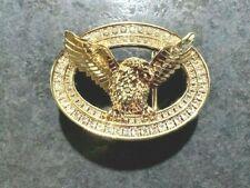 32MM EAGLE DIAMONDS DESIGNER LUXURY PIN BUCKLE ONLY FOR MEN WOMEN BELT BUCKLES