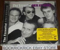 MEN AT WORK - THE ESSENTIAL MEN AT WORK -14 TRACK CD-