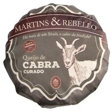 One whole Portuguese CURED GOAT CHEESE Martins & Rebelo Tracking N. Priority Mai