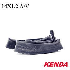 Free shipping Kenda 14x1.2 iner tube for Kid's Bikes and Folding Bikes
