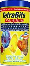 TetraBits Complete Fish Food ,Fish Meal ,Pet Food for Aquariums, 300 ml / 93 g
