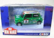 Mini- Sept N° 9 D. Thomas Corgi Car 2012